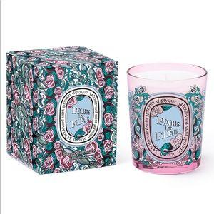 New Diptyque Paris en Fleur candle with box